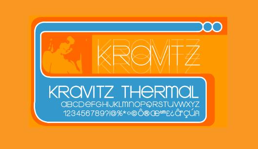 Kravitz Rounded Book