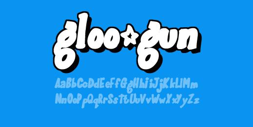 Gloo Gun