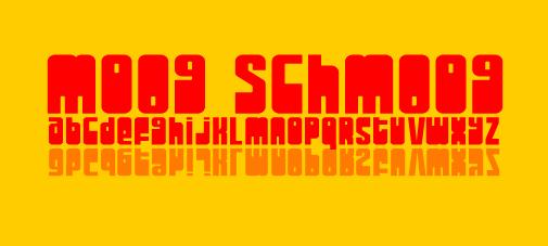Moog Schmoog
