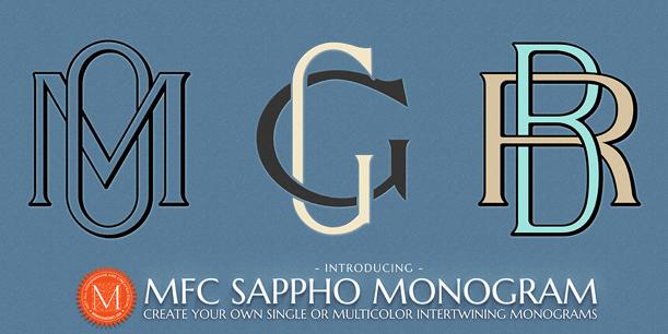 Sappho Monogram