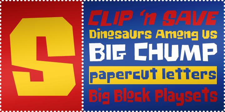 Big Chump BTN