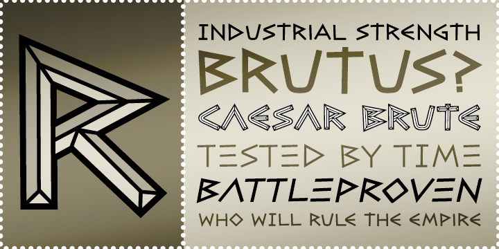 Caesar Brute BTN Regular