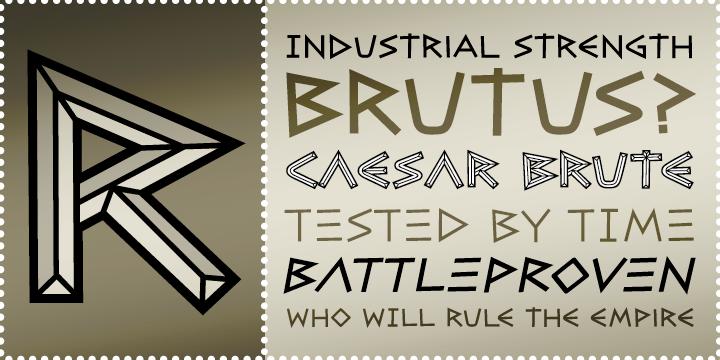 Caesar Brute BTN