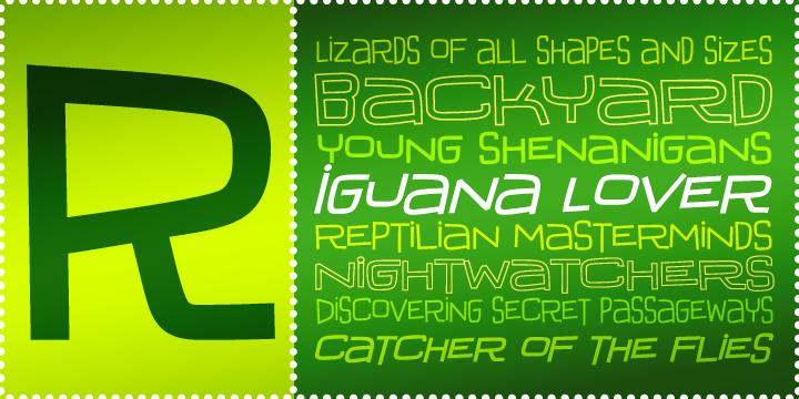 Iguana Lover BTN