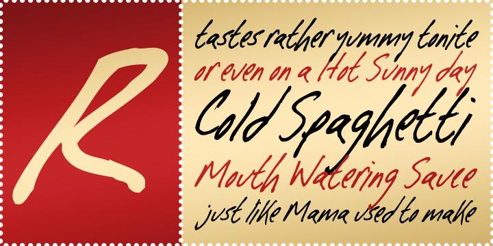 Cold Spaghetti BTN