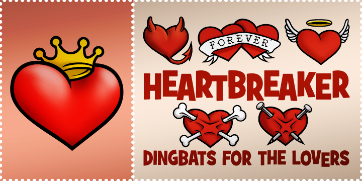 Heart Breaker BTN