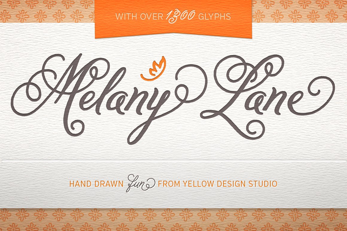 Melany Lane Ornaments Bold
