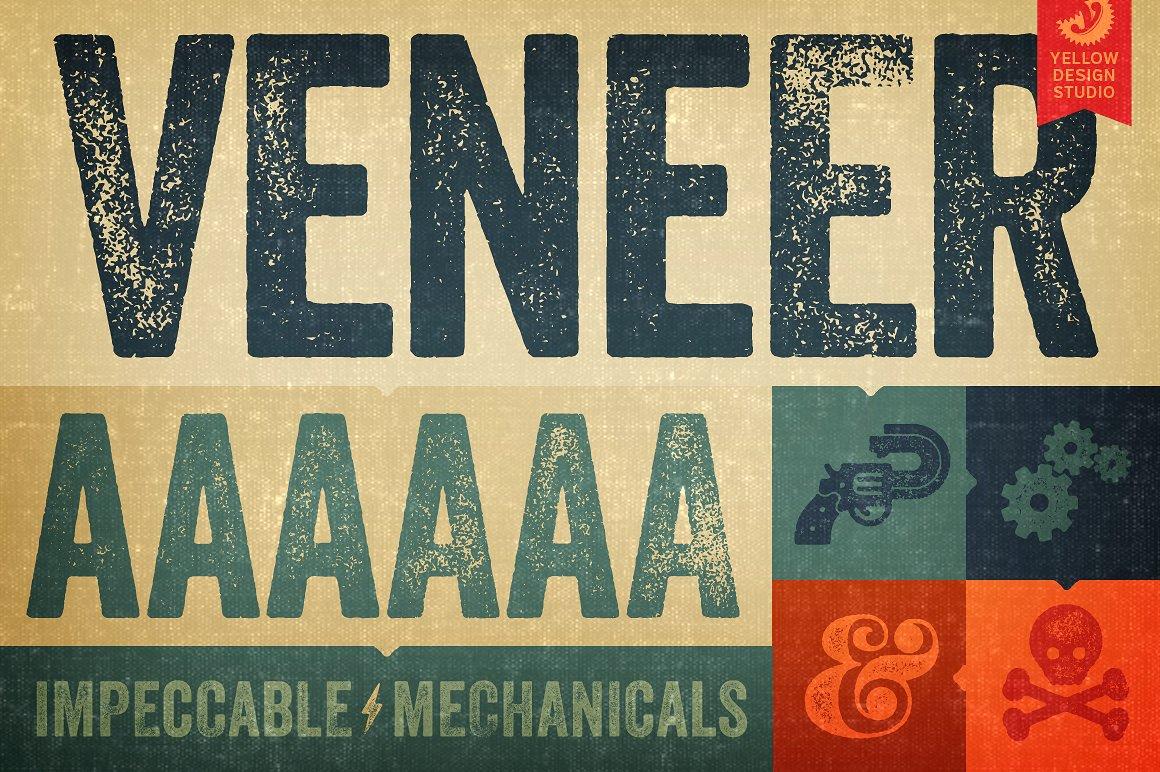 Veneer Three Italic