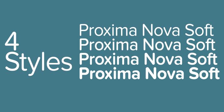Proxima Nova Soft
