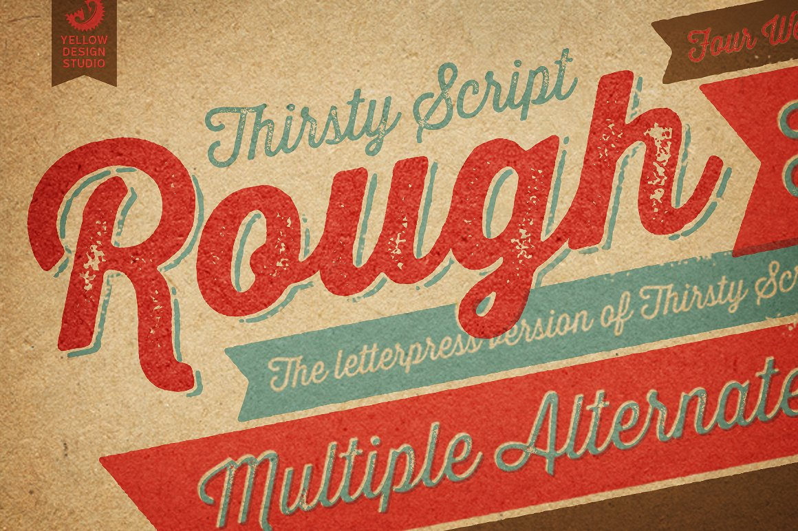 Thirsty Rough Regular