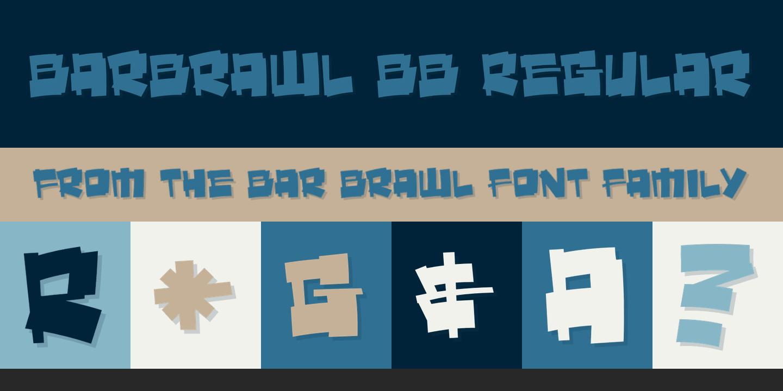 Barbrawl BB