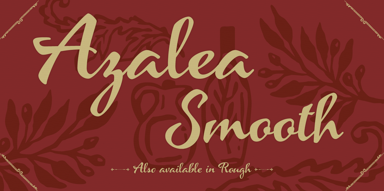 Azalea Smooth Ornaments