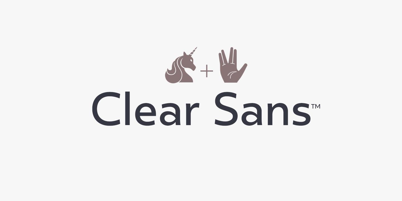 Clear Sans Screen Book Italic