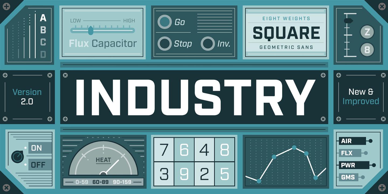Industry Book
