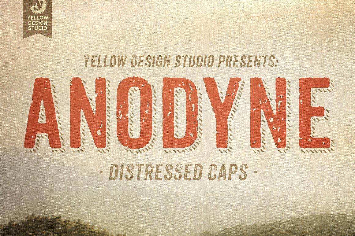Anodyne Combined