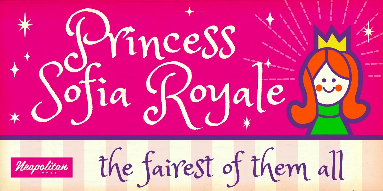 Princess Sofia Royale