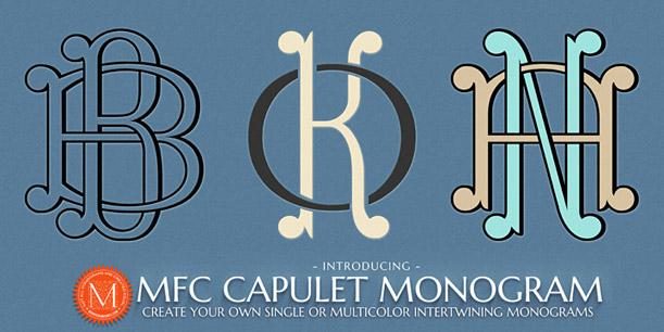 MFC Capulet Monograms