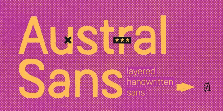 Austral Sans