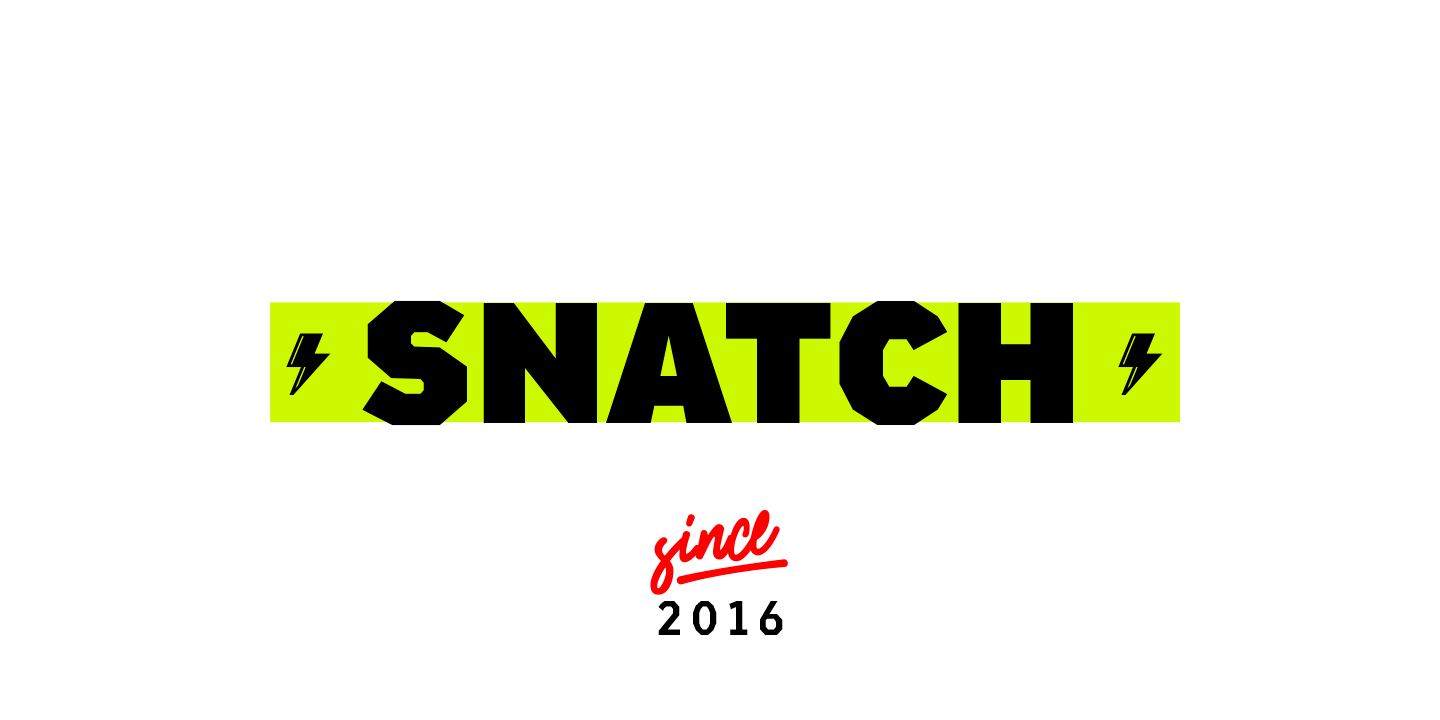 Snatch Dingbats 1