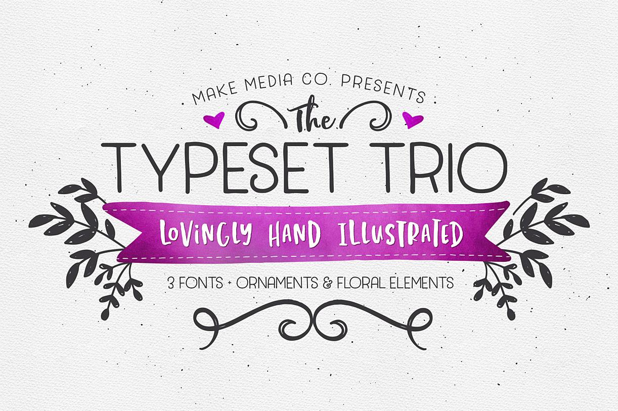 TypeSet Trio