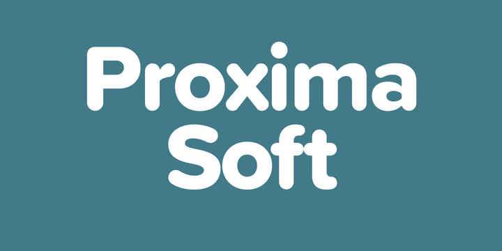 Proxima Soft Ex Condensed Light Italic