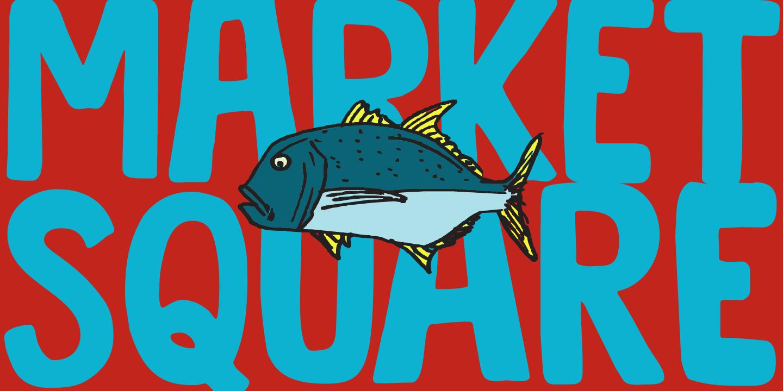 Market Square Doodles