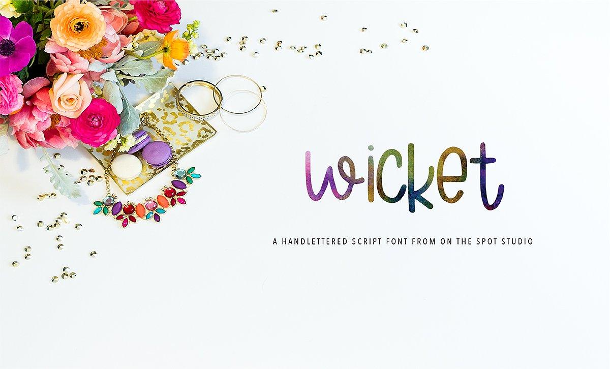 Wicket Letter