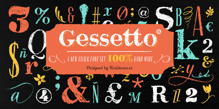 Gessetto Ornaments