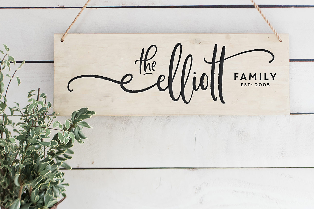 Buttermilk Farmhouse Font Family by Make Media Co : Font Bros