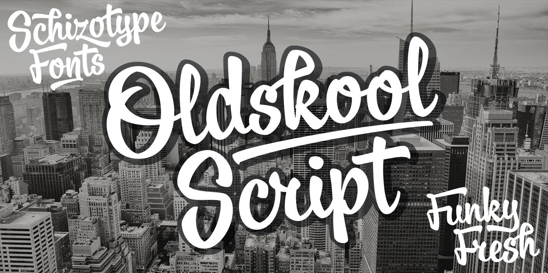 Oldskool Script