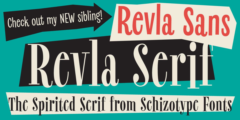 Revla Serif