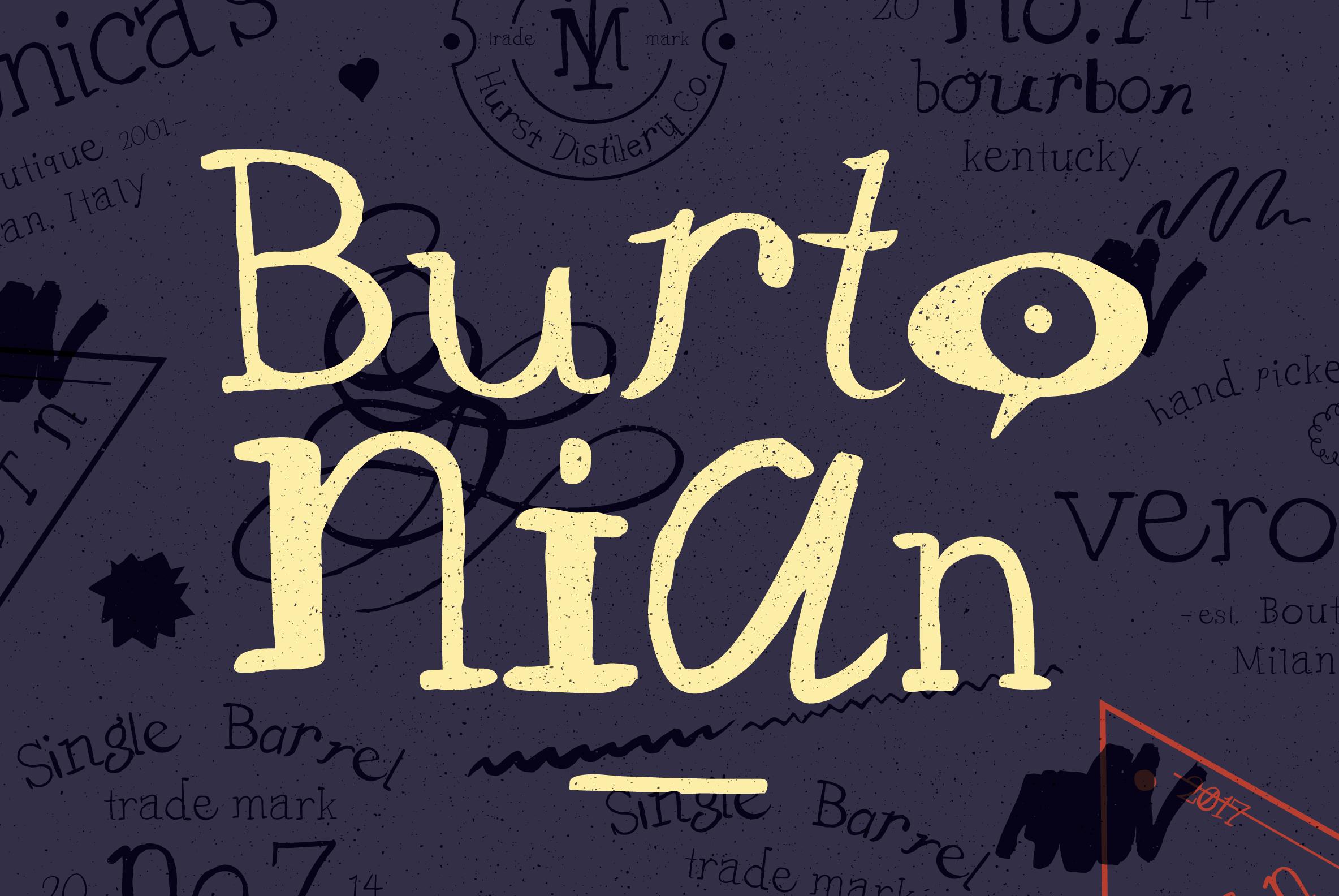 YWFT Burtonian Regular