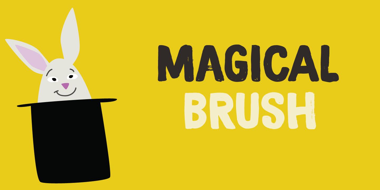 Magical Brush Regular