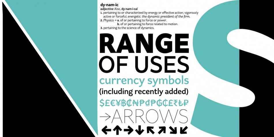 Range Sans