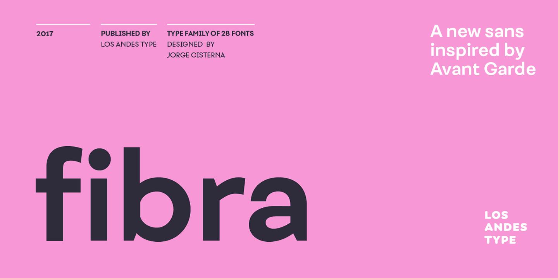 Fibra Alt Semi Bold Italic