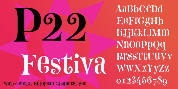 P22 Festiva