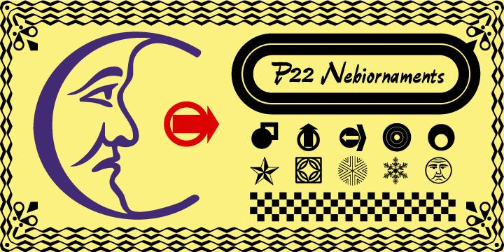 P22 Nebiornaments