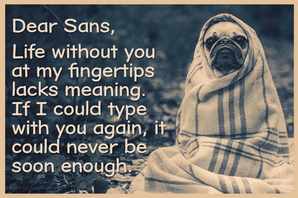 Dear Sans