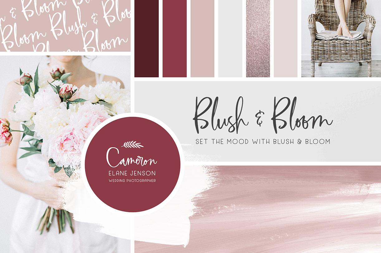 Blush & Bloom