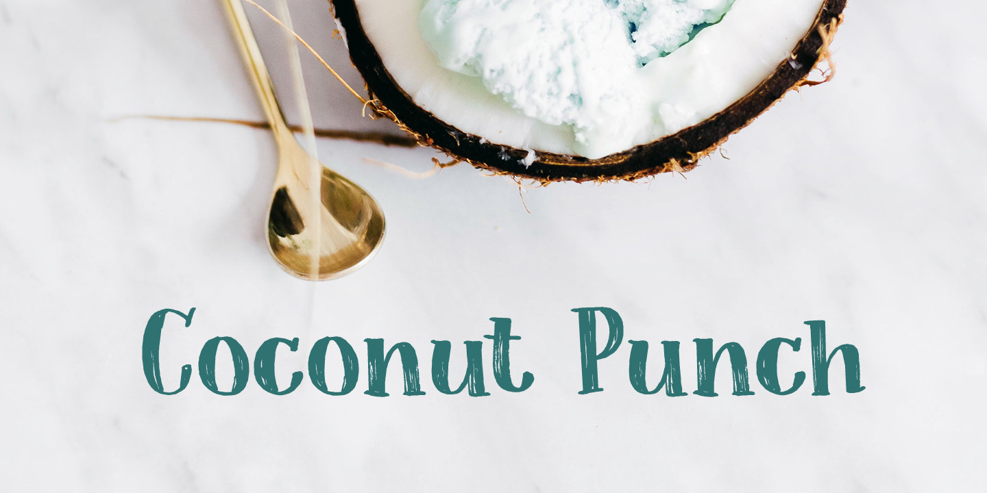 Coconut Punch