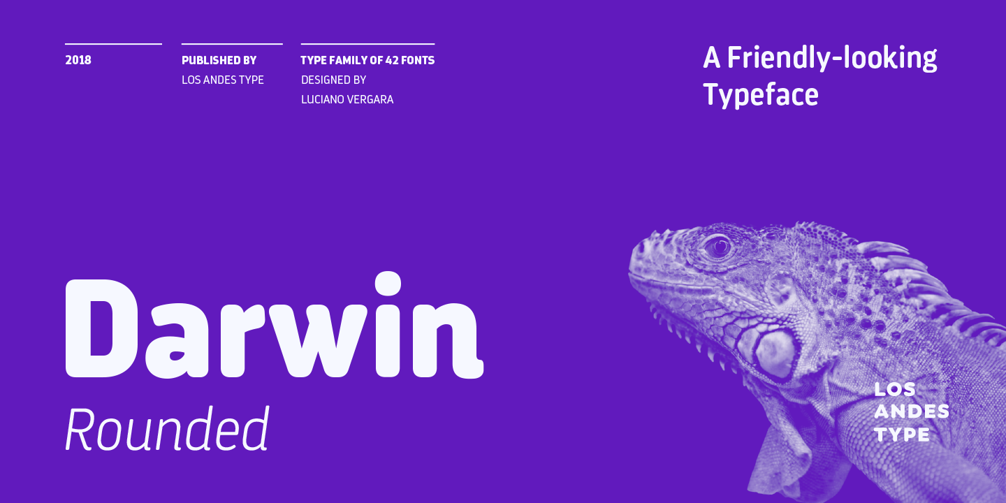 Darwin Pro Rounded Essential Regular