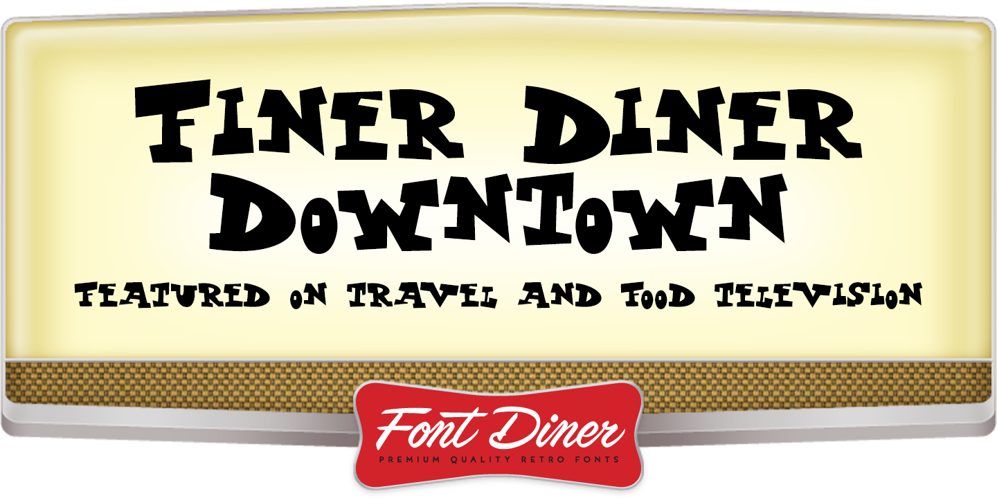 Finer Diner Downtown