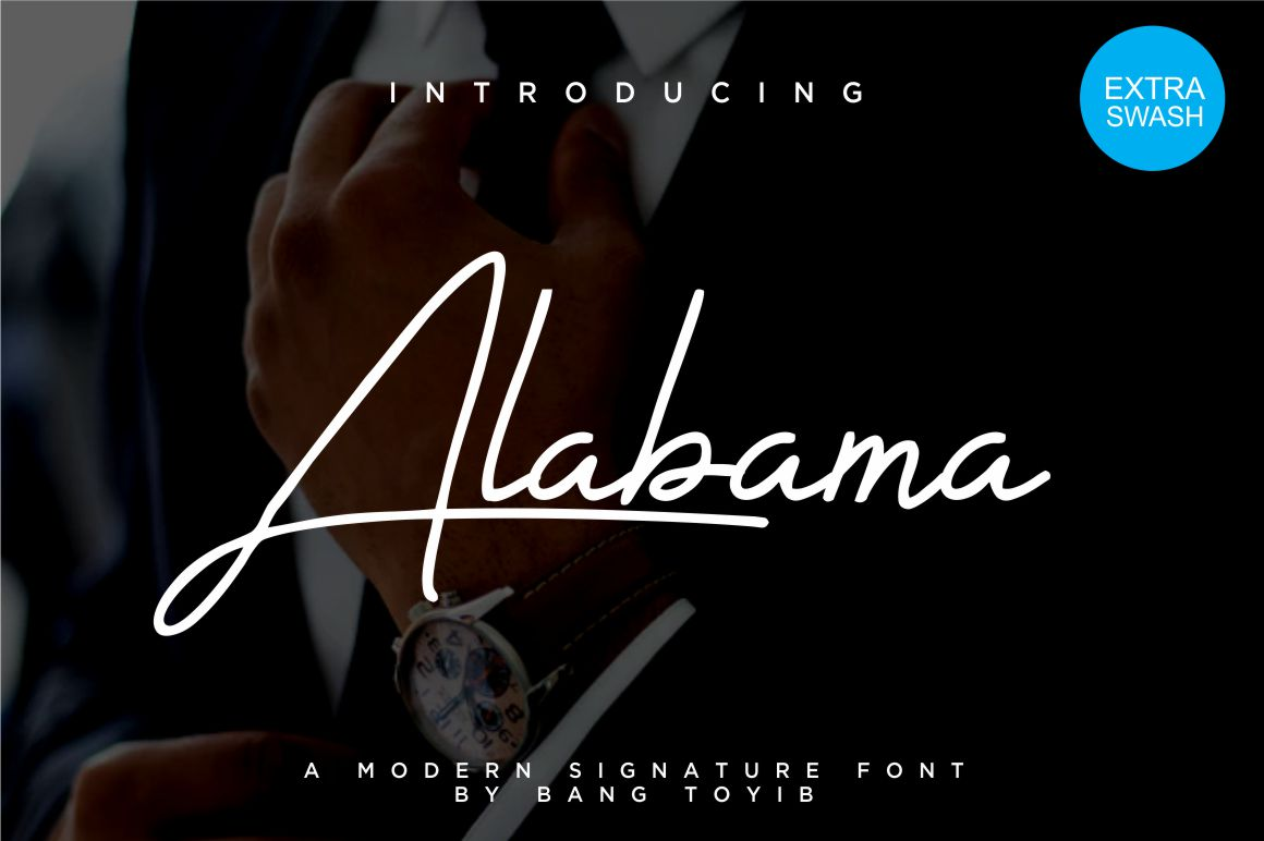 Alabama Signature