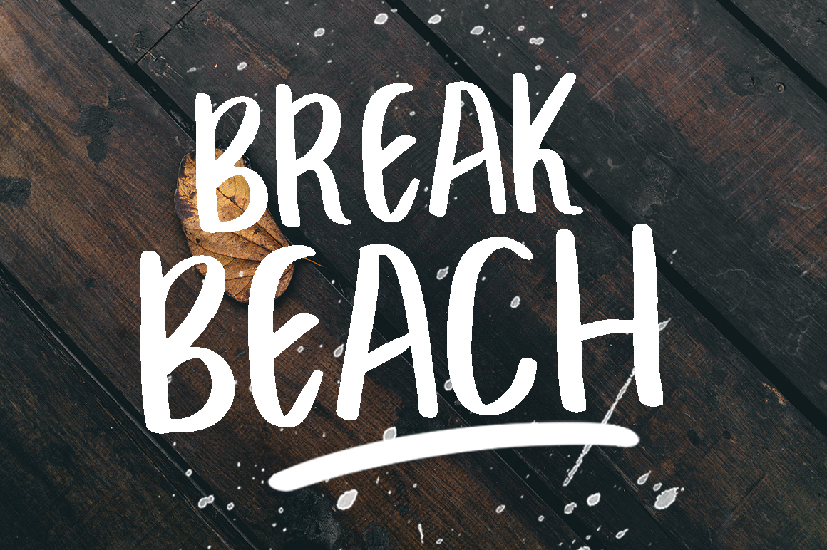 Break Beach