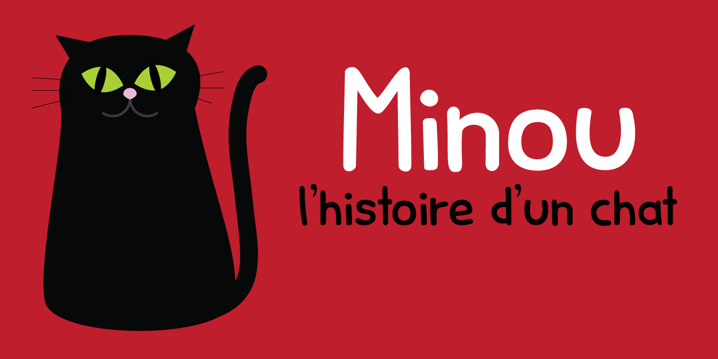 Minou Regular