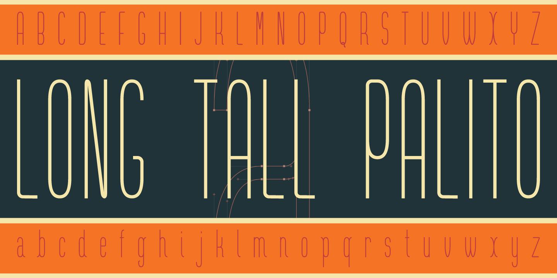 Long Tall Palito