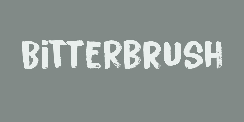 Bitterbrush Regular