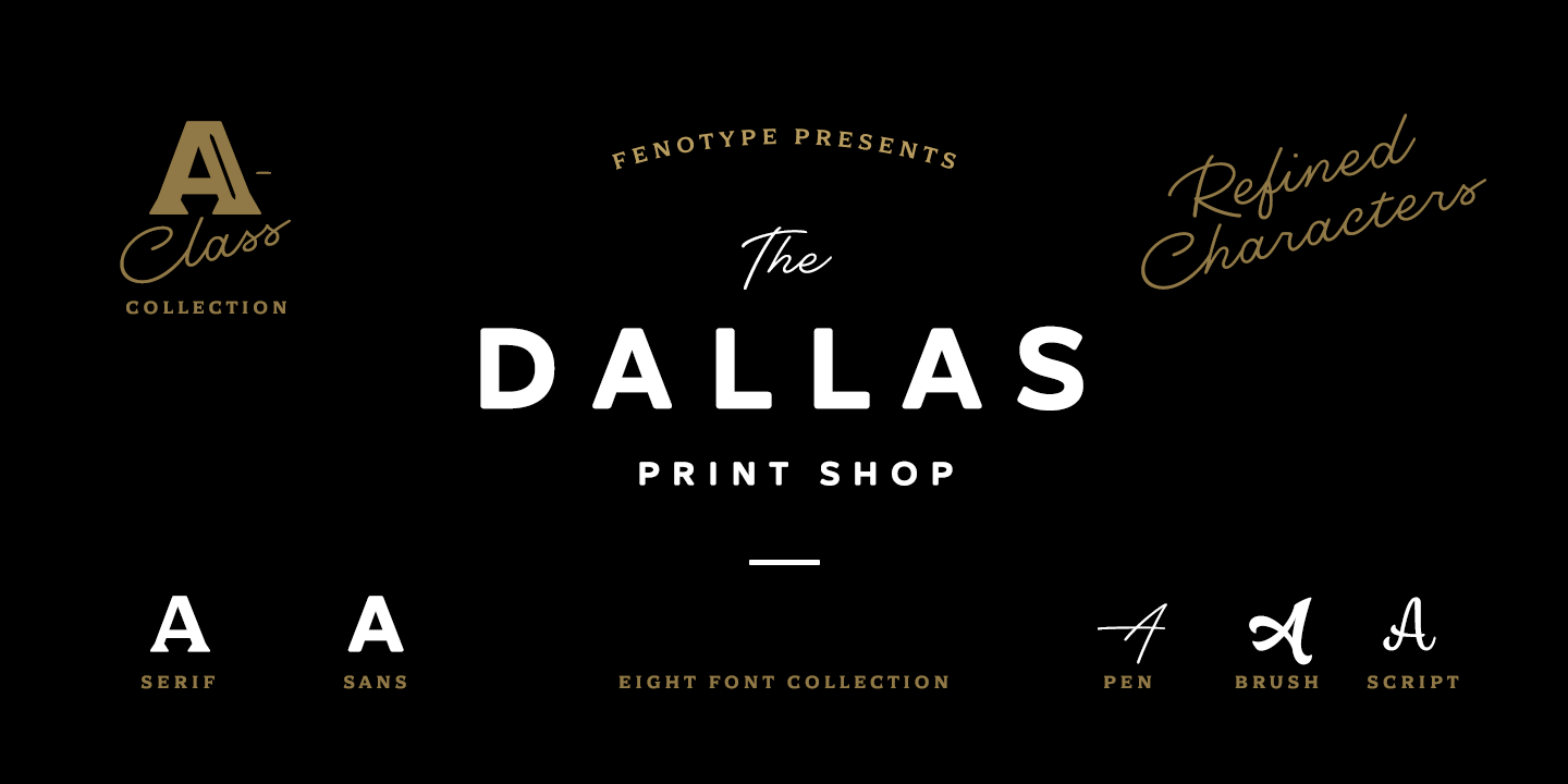 Dallas Print Shop