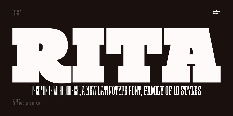 Rita Regular