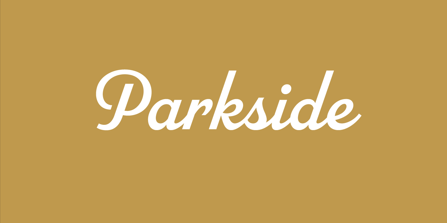 Parkside Regular